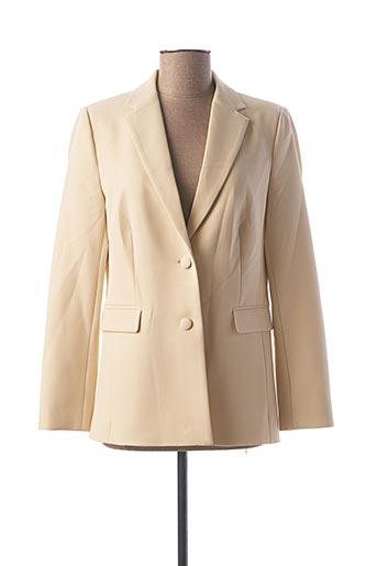 Veste chic / Blazer beige MEXX pour femme