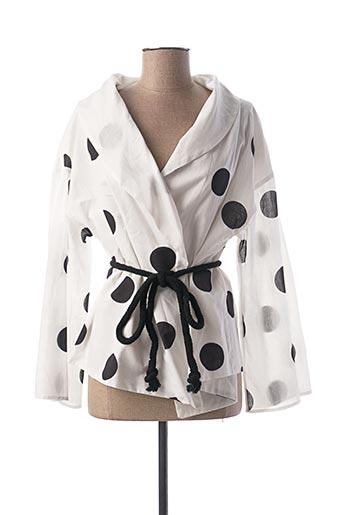 Veste chic / Blazer blanc MEXX pour femme