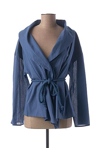 Veste chic / Blazer bleu MEXX pour femme