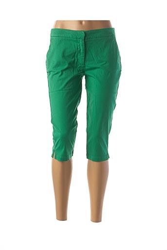 Corsaire vert MEXX pour femme