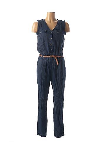 Combi-pantalon bleu MEXX pour femme