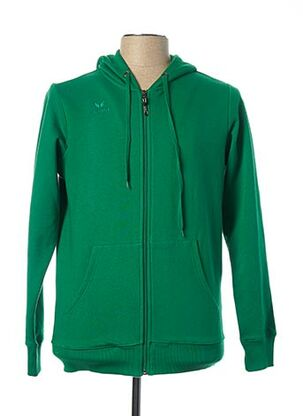 Veste casual vert ERIMA pour homme
