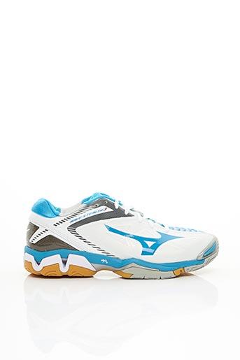 Baskets bleu MIZUNO pour homme
