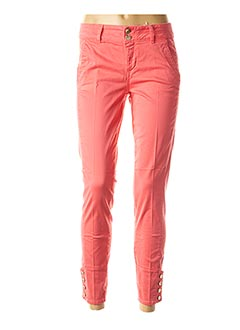 Pantalon 7/8 rouge LIU JO pour femme