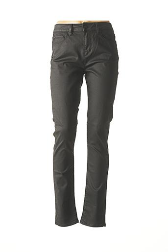 Pantalon chic noir LEE COOPER pour femme