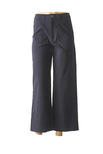 Pantalon casual bleu OXBOW pour femme