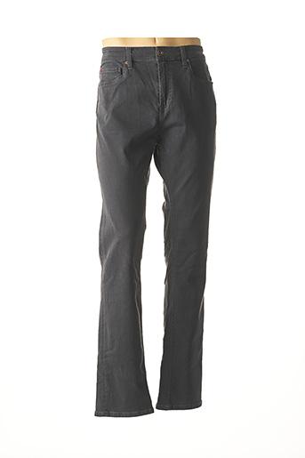 Pantalon casual noir LEE COOPER pour homme