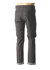 Pantalon casual noir DSTREZZED pour homme seconde vue