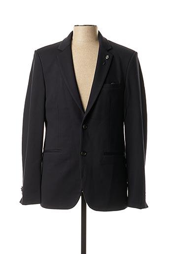 Veste chic / Blazer noir DSTREZZED pour homme