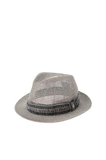 Chapeau gris CITY SPORT pour femme