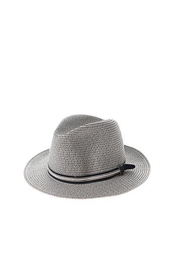 Chapeau gris CITY SPORT pour homme