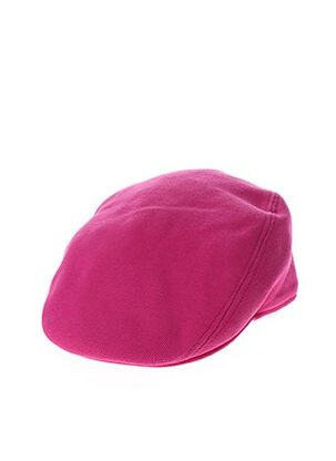Casquette rose CRAMBES pour homme