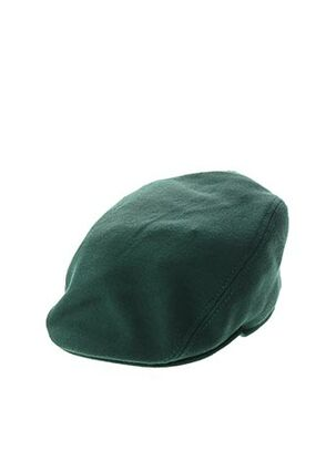 Casquette vert CRAMBES pour homme