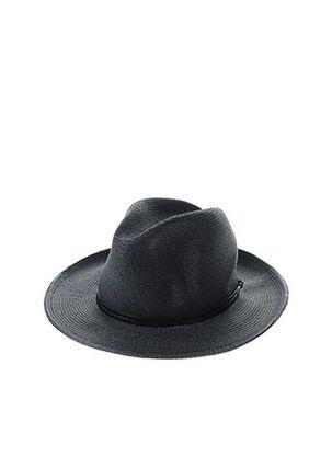 Chapeau gris TRAVAUX EN COURS pour homme