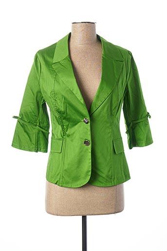 Veste chic / Blazer vert RINASCIMENTO pour femme