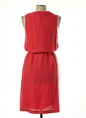 Robe mi-longue rouge TARA JARMON pour femme seconde vue