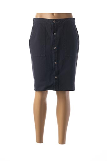 Jupe courte bleu ATHÉ pour femme