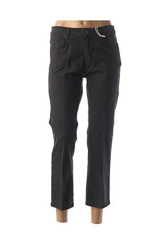 Pantalon 7/8 noir VANESSA BRUNO pour femme