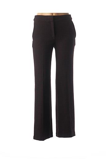 Pantalon casual noir BA&SH pour femme
