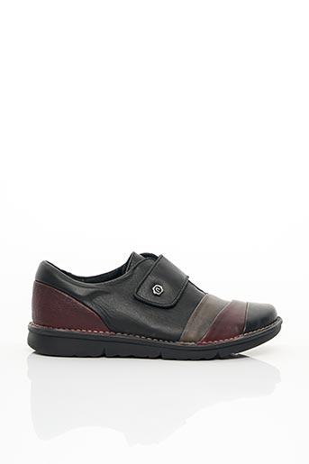 Chaussures de confort rouge AICE pour femme