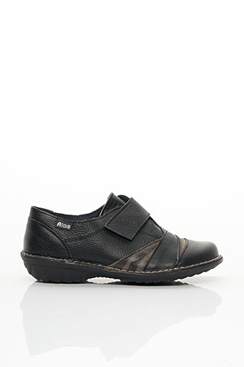 Chaussures professionnelles noir ALCE pour femme