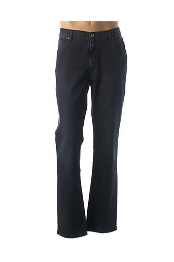Jeans coupe droite bleu KARL LAGERFELD pour homme