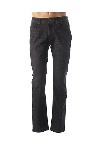 Jeans coupe droite noir KARL LAGERFELD pour homme