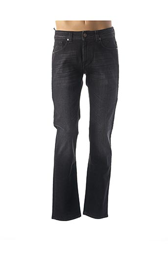 Jeans coupe slim noir KARL LAGERFELD pour homme