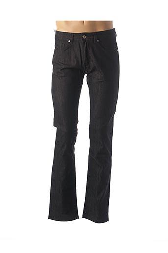 Pantalon casual noir KARL LAGERFELD pour homme