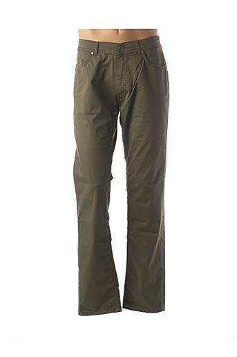Pantalon casual vert KARL LAGERFELD pour homme