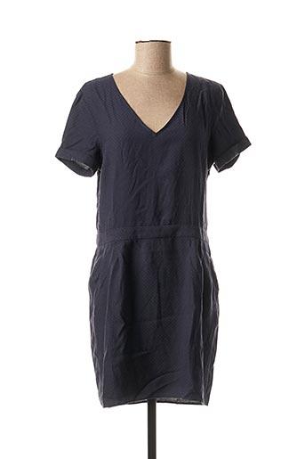 Robe courte bleu I.CODE (By IKKS) pour femme