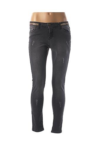Jeans skinny noir XT STUDIO pour femme