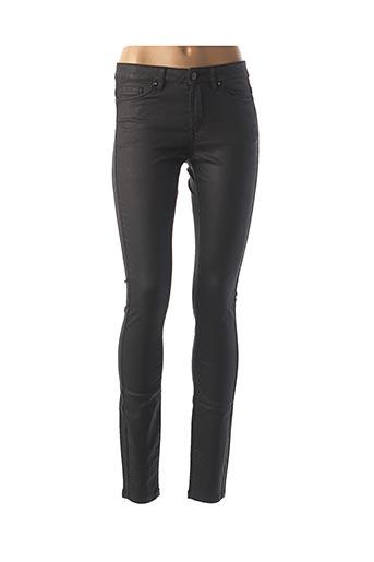 Pantalon chic noir ONE STEP pour femme