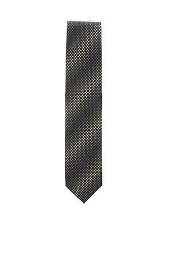 Cravate vert ZINGARO pour homme