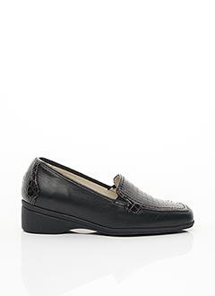Chaussures de confort noir MARCO pour femme
