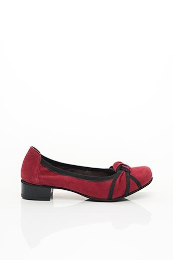 Escarpins rouge HIRICA pour femme