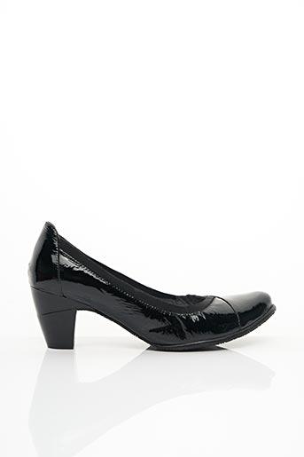 Escarpins noir J.METAYER pour femme