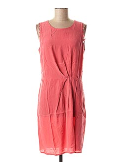 Robe courte rose EVA KAYAN pour femme