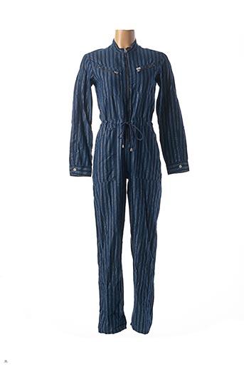 Combi-pantalon bleu LEE pour femme