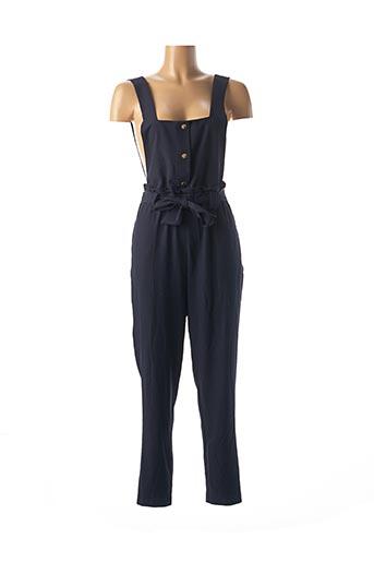Combi-pantalon bleu ONLY pour femme