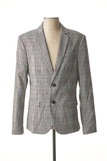 Veste chic / Blazer gris IMPERIAL pour homme
