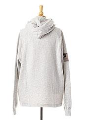 Sweat-shirt gris VON DUTCH pour femme seconde vue