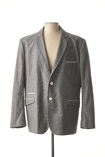Veste casual gris VICOMTE ARTHUR pour homme