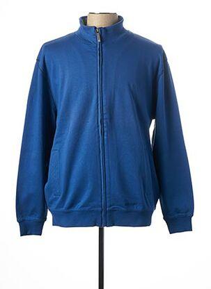 Veste casual bleu CASAMODA pour homme