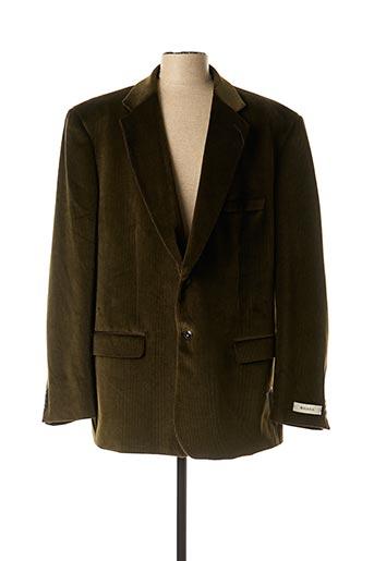 Veste chic / Blazer vert M.E.N.S pour homme