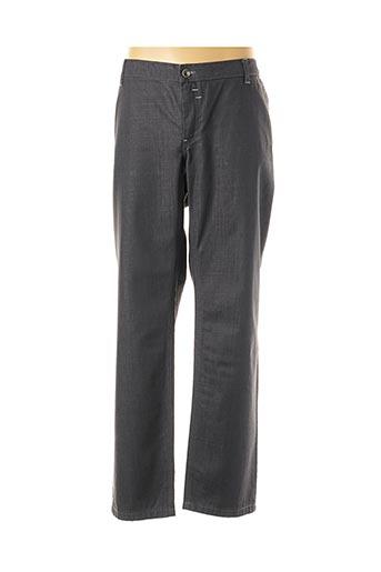 Jeans coupe slim gris REPLIKA pour homme