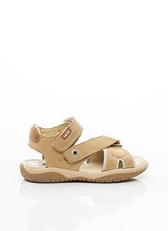 Sandales/Nu pieds beige NOËL pour enfant