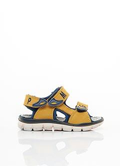 Sandales/Nu pieds jaune PRIMIGI pour garçon