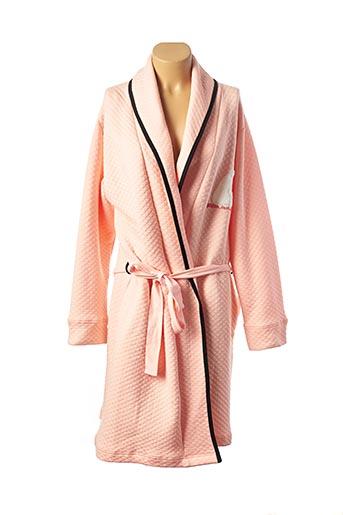Robe de chambre rose ROSE POMME pour femme