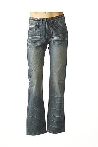 Pantalon casual bleu COMPTOIR DU RUGBY pour homme